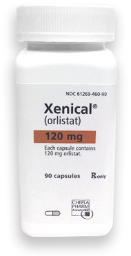 xenical orlistat for weight loss